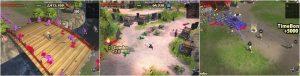 Diorama Battle of NINJA Crcak + Torrent – POSTMORTEM